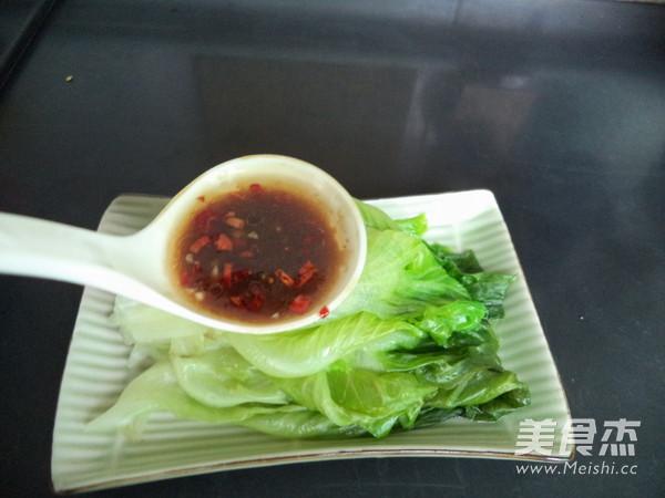 蚝油生菜怎样做