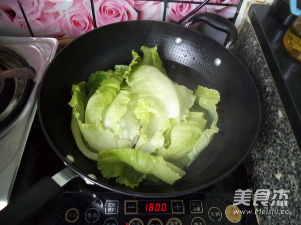 蚝油生菜怎么做