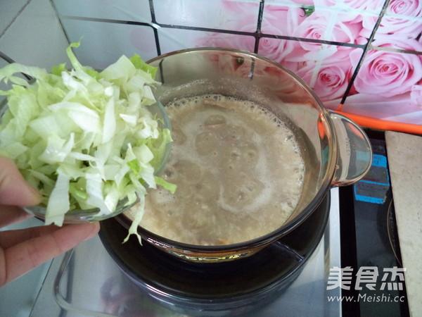 猪肝粥怎么煮