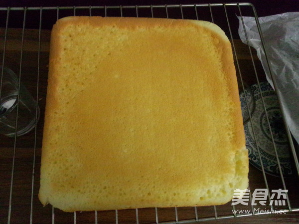 老式蛋糕怎样做