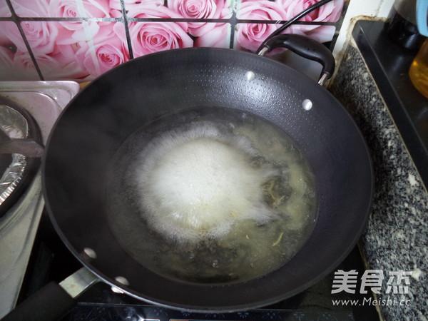 盐水菜心怎么炒