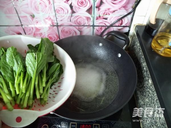 盐水菜心怎么煮