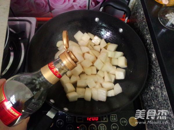 红烧白萝卜怎么煮