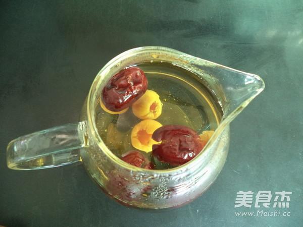 桂圆红枣养血茶怎么做