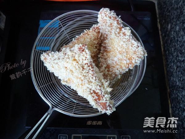 广东紫薯面包角怎么煸