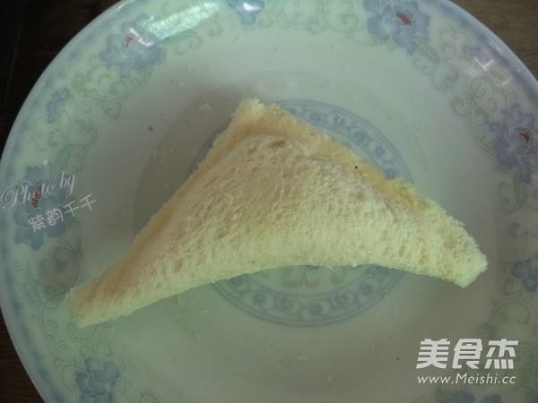 广东紫薯面包角怎么吃