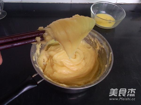 香蕉泡芙怎么炒