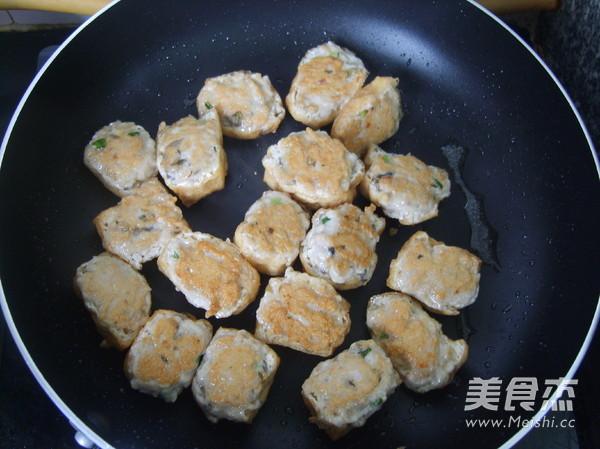 煎酿豆腐怎么炖