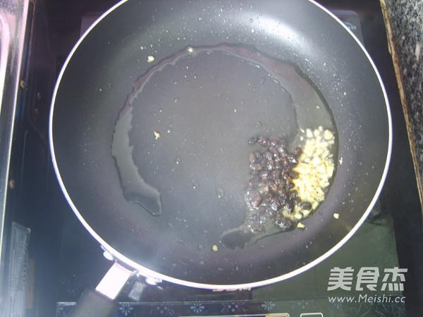 姜豉炒饭的简单做法