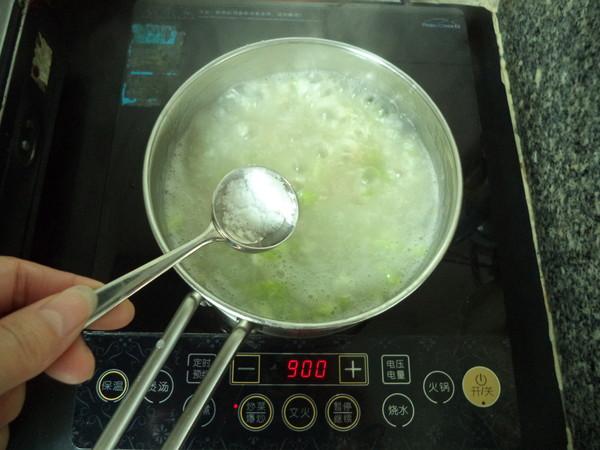 皮蛋瘦肉粥怎么煮