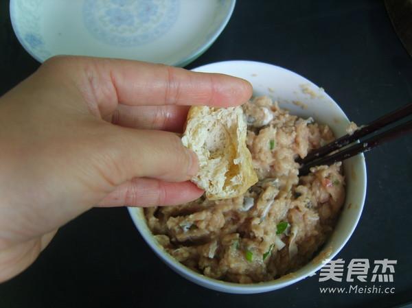 煎酿豆腐的简单做法