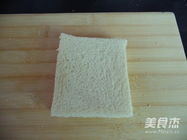 香蕉花生酱三明治怎么做