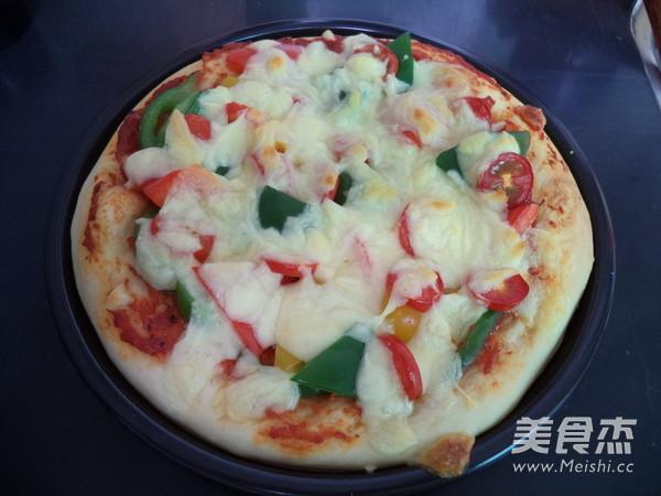 自制披萨怎样炒
