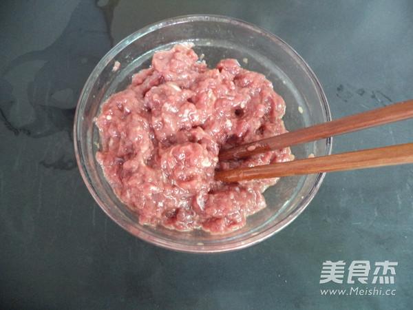 香菇牛肉羹的简单做法