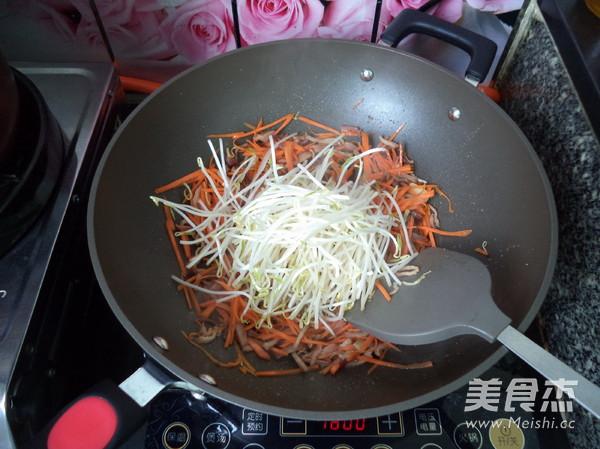 三丝炒米粉怎么煮