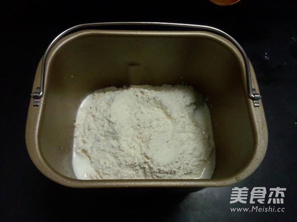 鲜奶吐司的做法大全