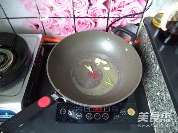 虾米焖茭白的家常做法