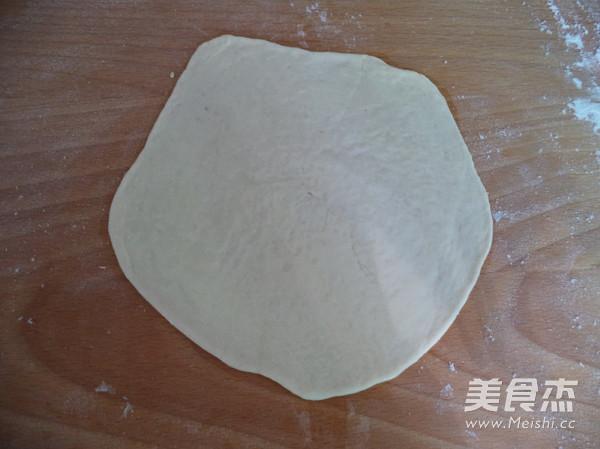 椒盐烧饼的步骤