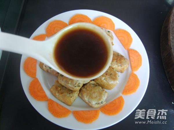 煎酿豆腐怎样做