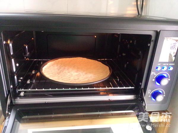 培根鲜虾披萨怎样做