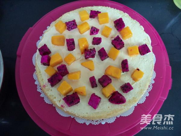 法式奶油霜蛋糕怎样做