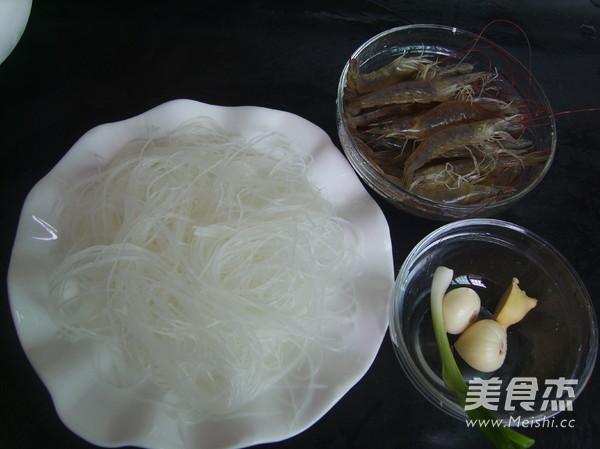 蒜蓉粉丝蒸虾的做法大全