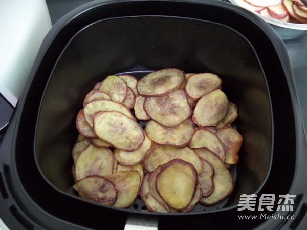 炸红薯片怎么煮