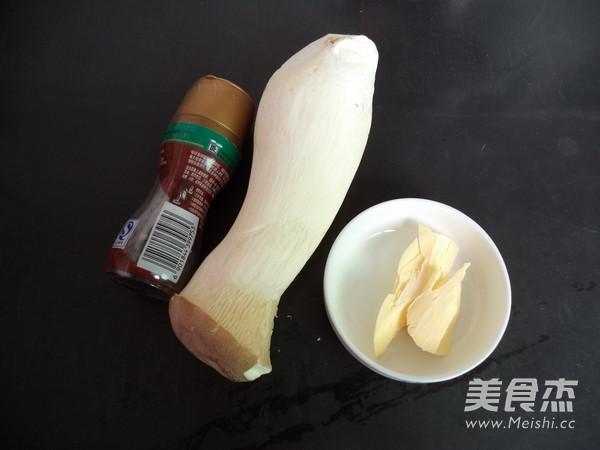 黑椒杏鲍菇的做法大全