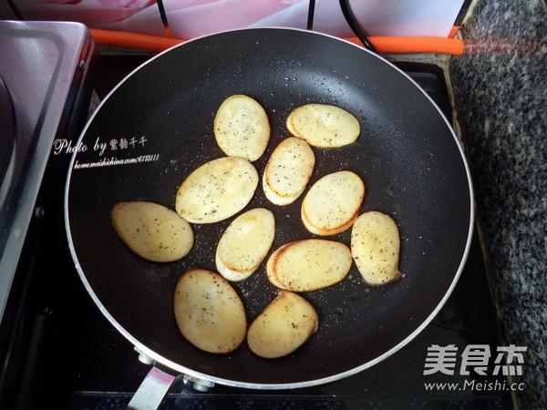 黑椒杏鲍菇怎样做