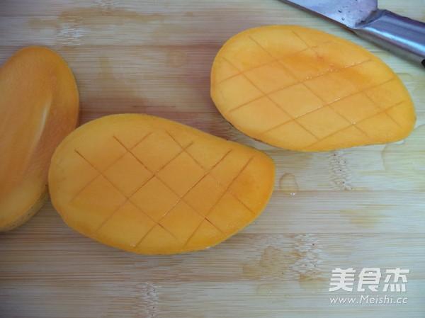 芒果酸奶的做法图解