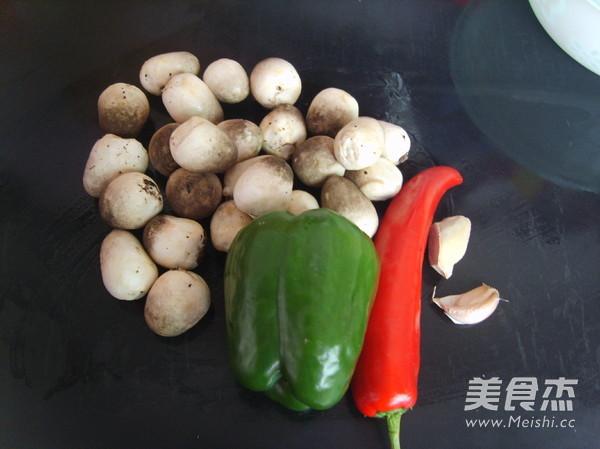 蚝油草菇的做法大全
