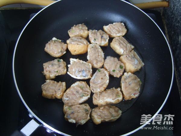 煎酿豆腐怎么煮