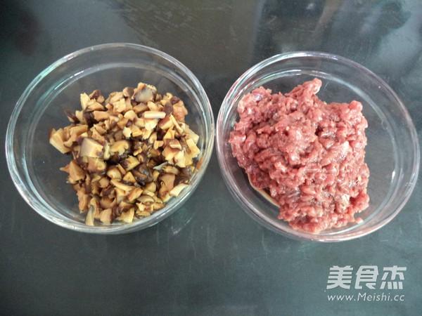 香菇牛肉羹的做法图解