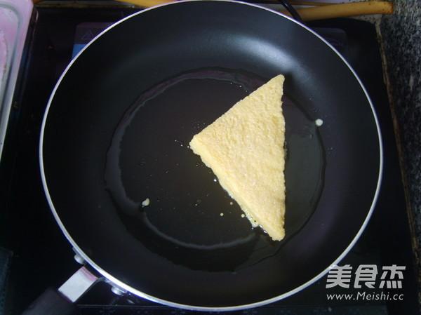 西多士怎么煮