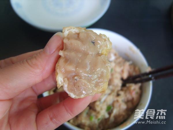 煎酿豆腐怎么吃