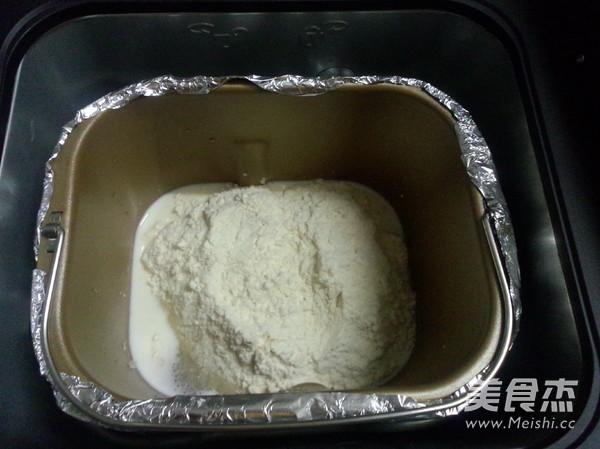 鲜奶吐司的做法图解