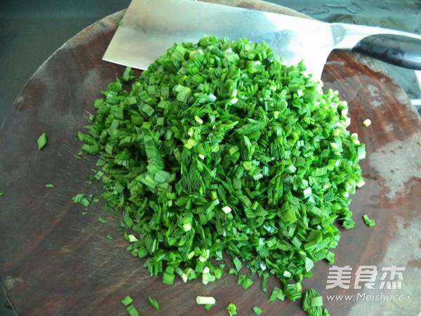 韭菜白菜猪肉饺子馅怎么做