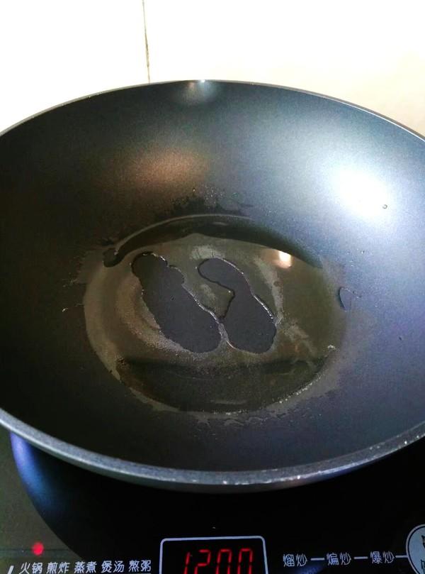 香煎腐皮卷的制作