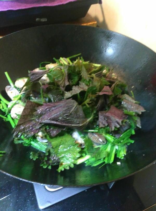 炒花蛤怎样做