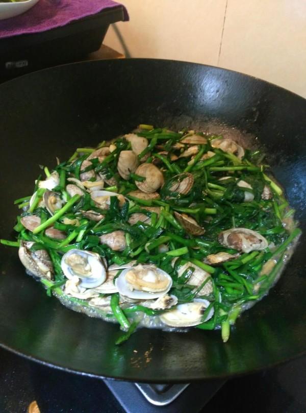 炒花蛤怎样炒