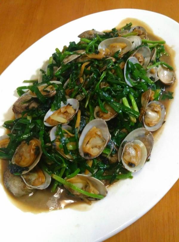 炒花蛤怎样煮