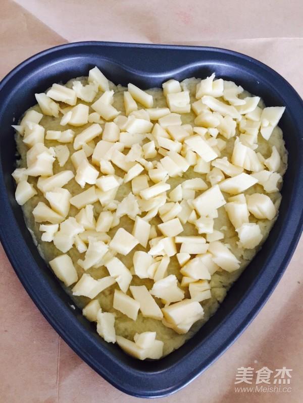 芝士焗土豆泥的简单做法