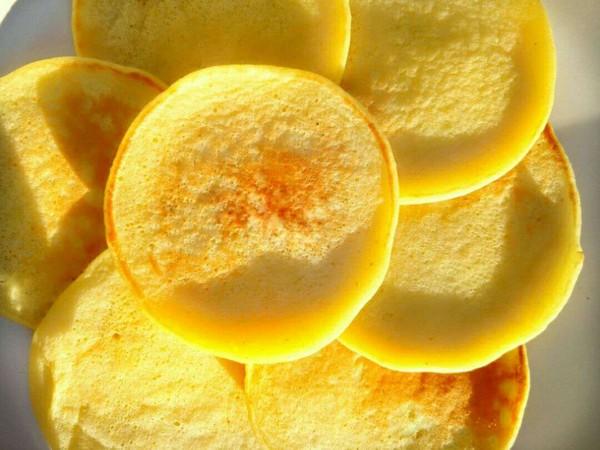 一个苹果,一把面粉做出美味小点心怎么煮