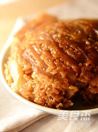 米粉肉成品图