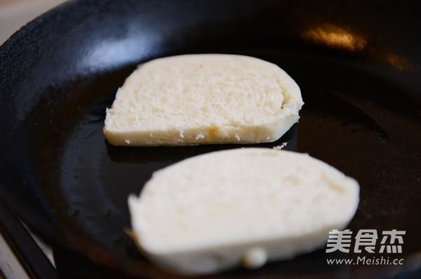 酱烤馒头片的家常做法