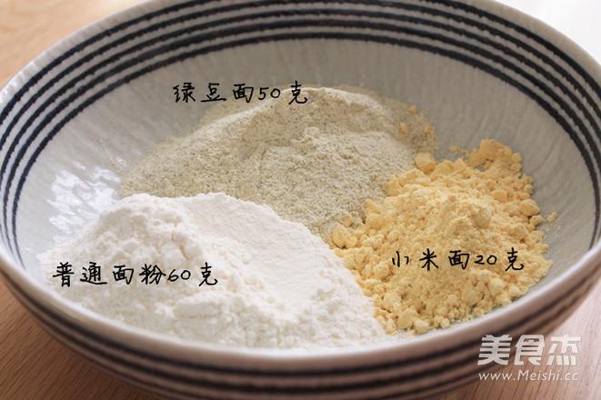 杂粮煎饼果子(平底锅版)的做法大全