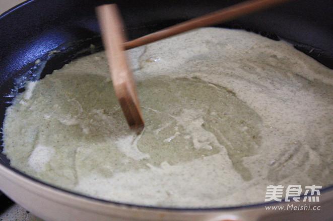 杂粮煎饼果子(平底锅版)怎么吃