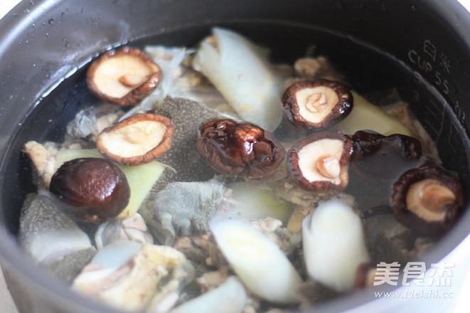 春笋甲鱼汤的家常做法
