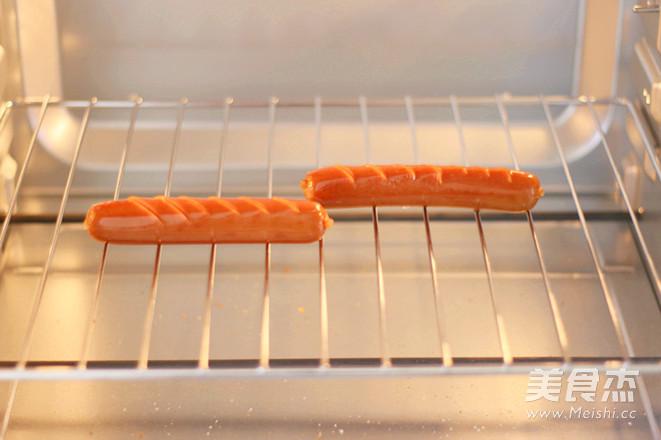 早餐烤肠的简单做法