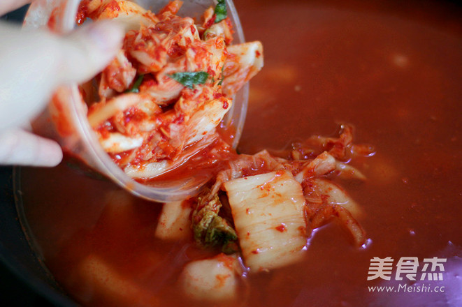 韩式炒年糕怎么煮